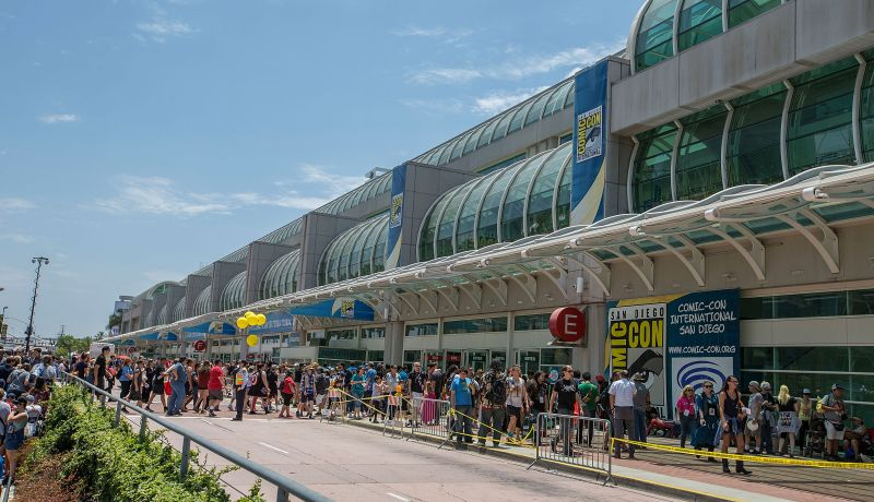 Comic-Con 2018 Schedule for Sunday, July 22