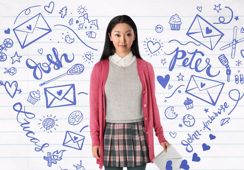 To All The Boys I've Loved Before Trailer & Key Art From Netflix