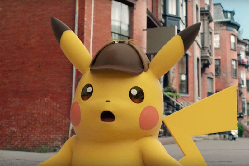 Detective Pikachu Movie Shifts From Universal to Warner Bros.