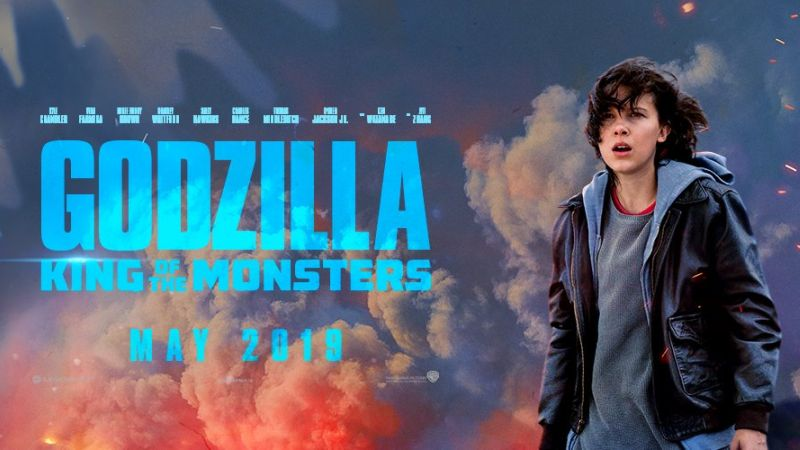 Godzilla 2 Trailer Tease Delivers Footage of Millie Bobby Brown