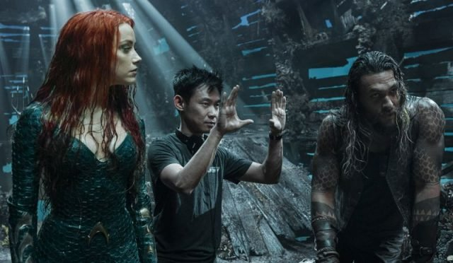 Aquaman Director James Wan Speaks from the Set of the Film!