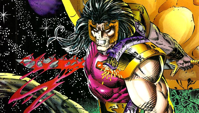 Rob Liefeld's Prophet Comics Being Adapted by Studio 8