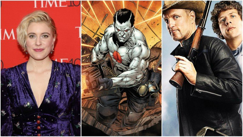 Sony Sets Release Dates for Bloodshot, Little Women, and More