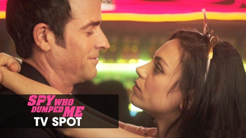 The Spy Who Dumped Me TV Spots Take Over!