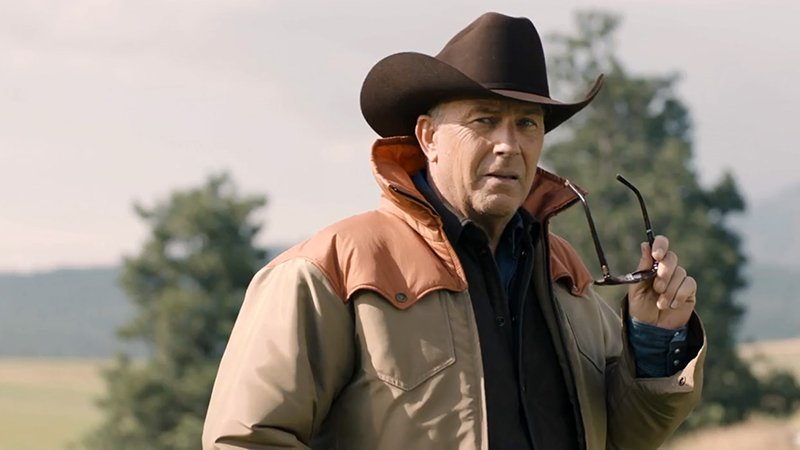 Kevin Costner's Yellowstone Renewed for a Second Season