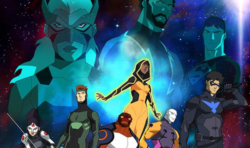 Comic-Con: Young Justice: Outsiders Trailer Debuts