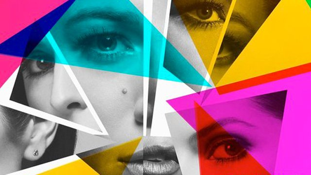 Trippy Poster for A Simple Favor Adds To The Mystery