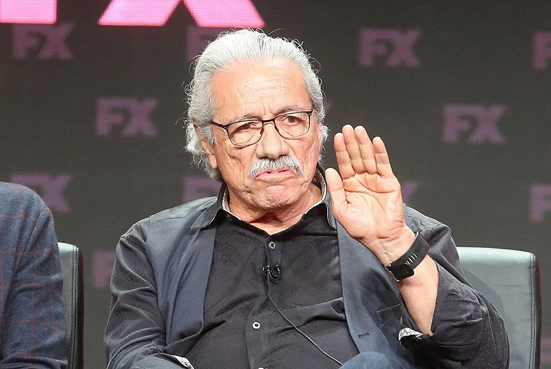Edward James Olmos Has Been Cut From The Predator