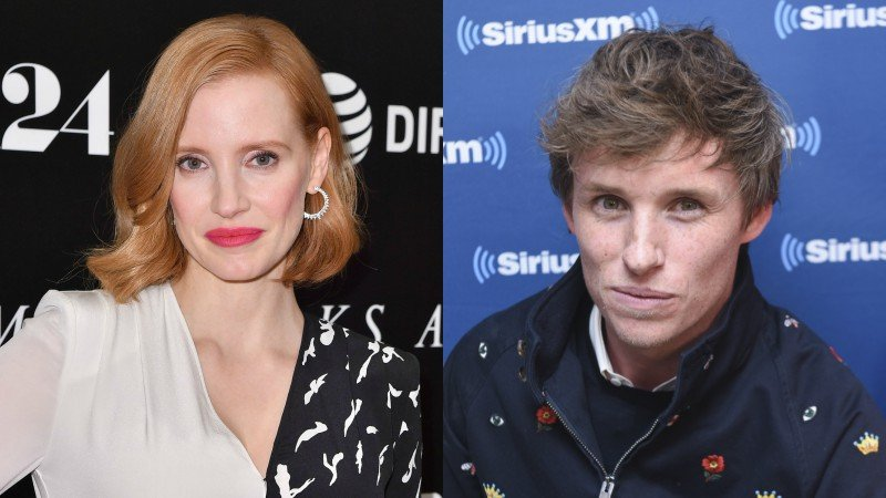 Jessica Chastain, Eddie Redmayne In Talks to Star in The Good Nurse