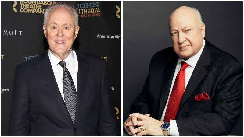 John Lithgow Cast As Roger Ailes In Fox News Movie