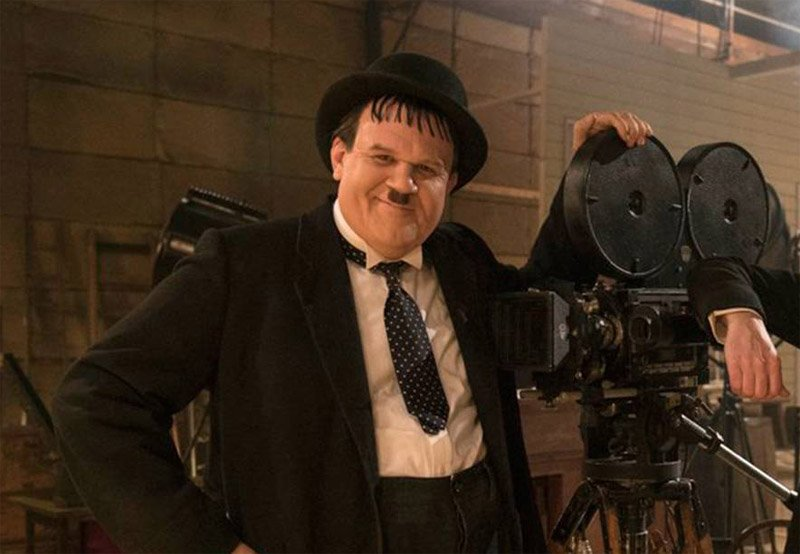 First Look Stan & Ollie Photo and Poster Reveals Transformation