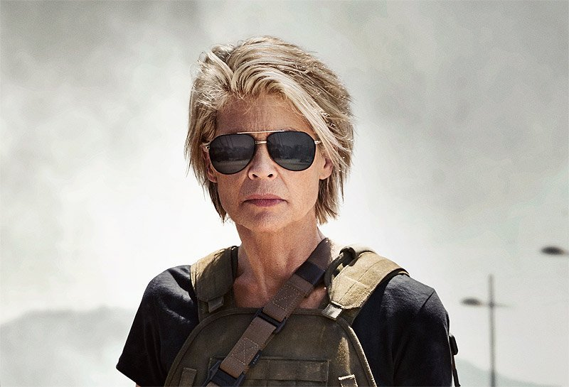 Women of The Terminator Reboot Revealed in Official Photo