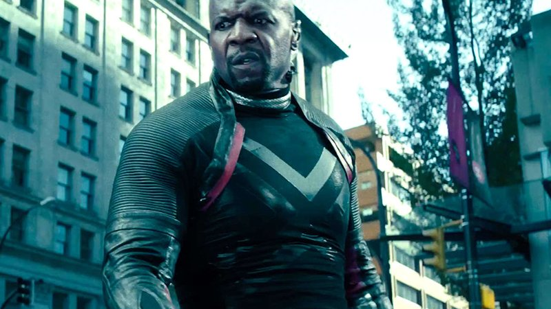 Terry Crews Would Love to Bring Back Bedlam for Deadpool 3