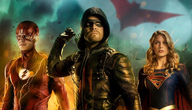 CW Promo Invites You To Suit Up For New Seasons of DC Superhero Shows