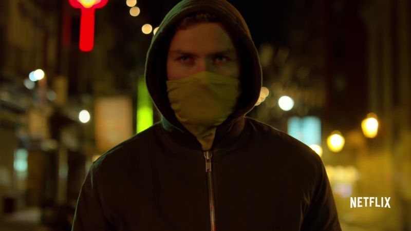 Iron Fist Season 2 Featurettes Show Off Revamped Fight Choreography