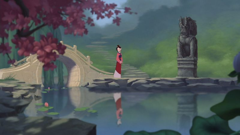 Mulan Director Shares First Photo from Set