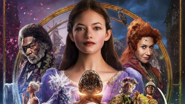New The Nutcracker & the Four Realms Featurette Released