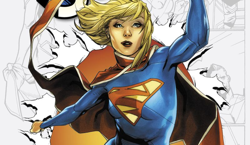 WB Developing New Supergirl Movie