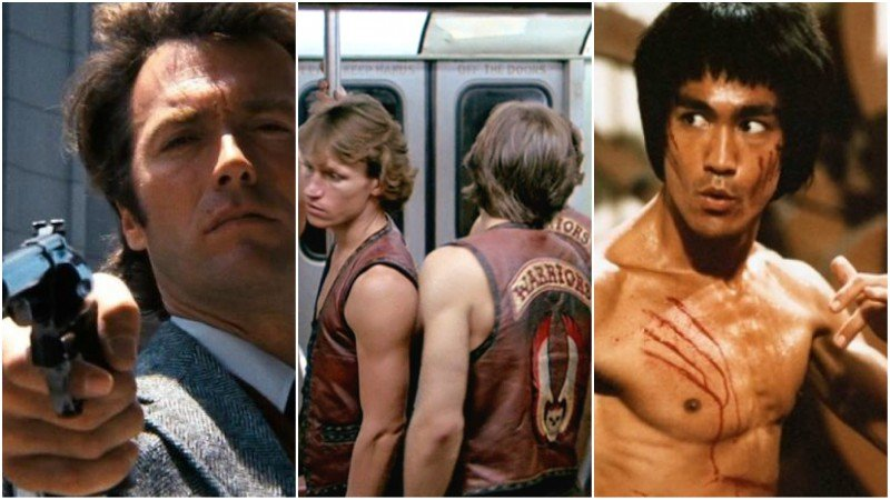 The 10 Best '70s Action Movies
