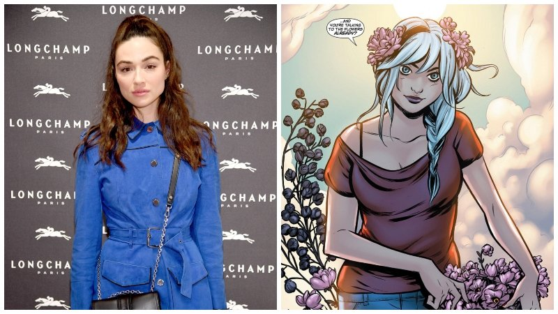 DC Universe's Swamp Thing Series Casts Crystal Reed as Abby Arcane