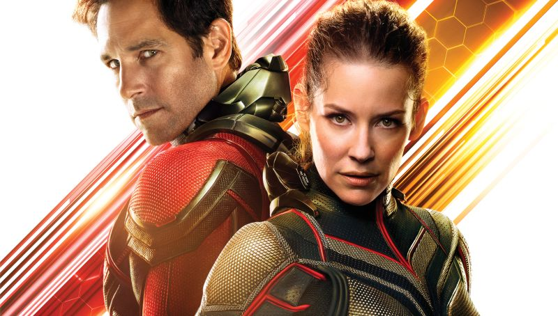 Ant-Man and The Wasp Blu-Ray and DVD Set for October Release