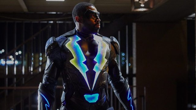 Guess who's back in Black Lightning