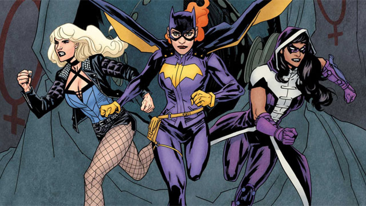 Birds Of Prey Movie Circles Actresses For Black Canary Huntress