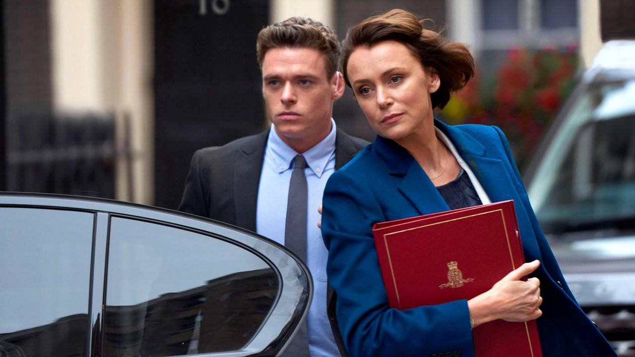 Bodyguard is Coming to Netflix