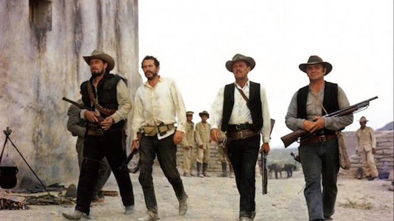 Mel Gibson To Co-Write and Direct Wild Bunch Remake