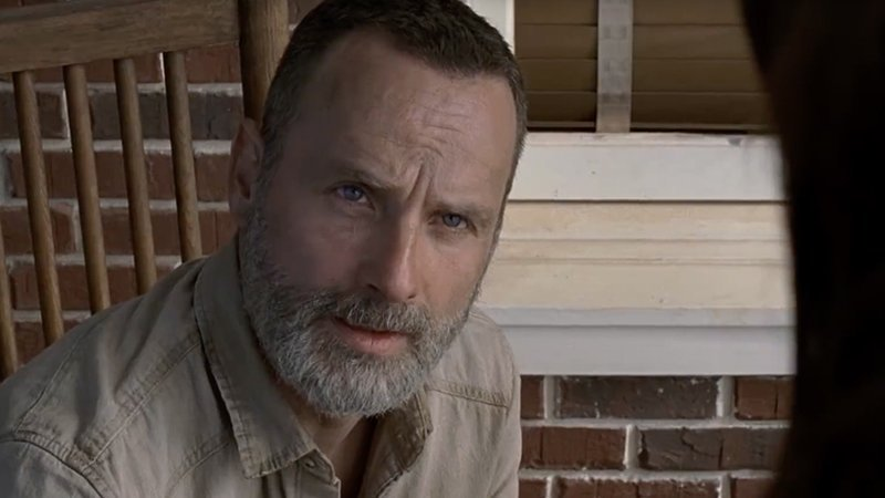 Rick Grimes' Final Episodes Teased in New The Walking Dead Trailer
