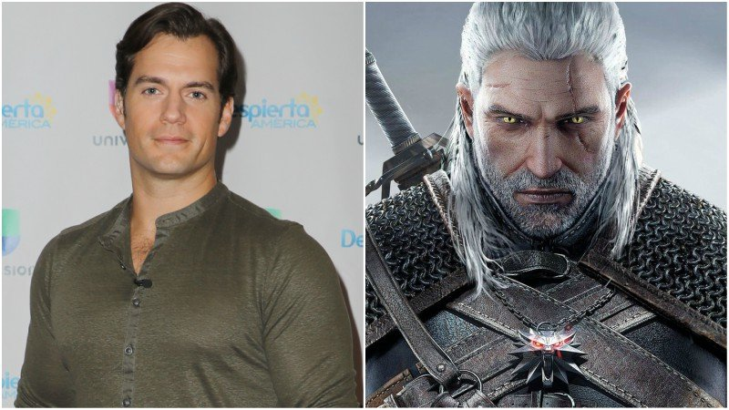 Henry Cavill leads cast of Netflix's The Witcher