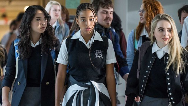 The Hate U Give tells the story