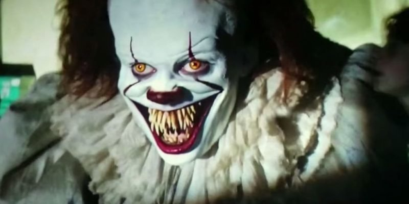 Hader meets Pennywise