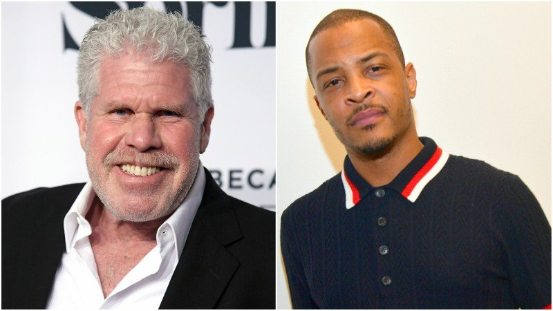 Ron Perlman and T.I. Join Paul W.S. Anderson's Monster Hunter