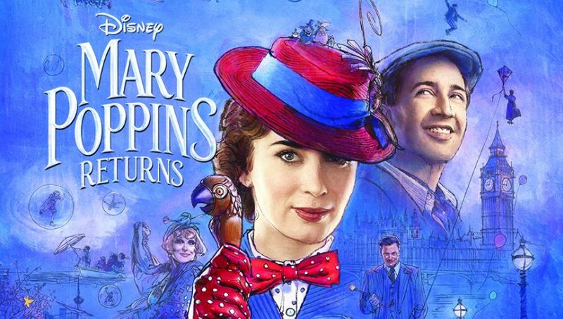 ComingSoon.net Visits the Set of Mary Poppins Returns!