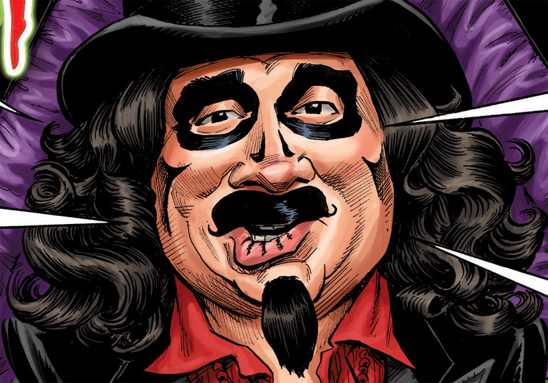 Exclusive Preview of Svengoolie Parody From MAD #4!