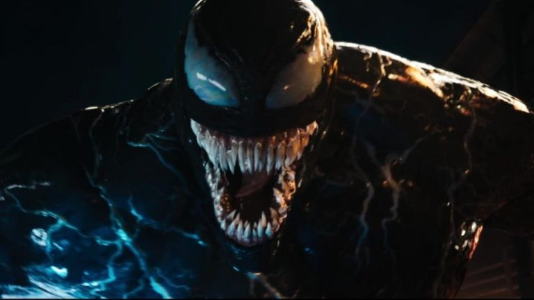 Tom Hardy Brings Venom to Life in New Featurette