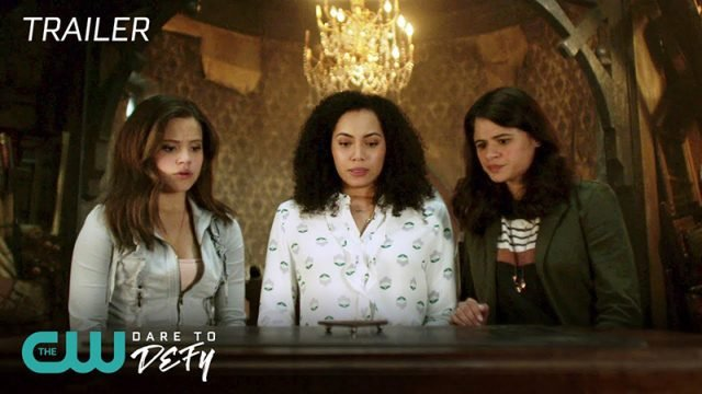 The Powerful Trio Gets Hunted By Demons in the New Charmed Trailer