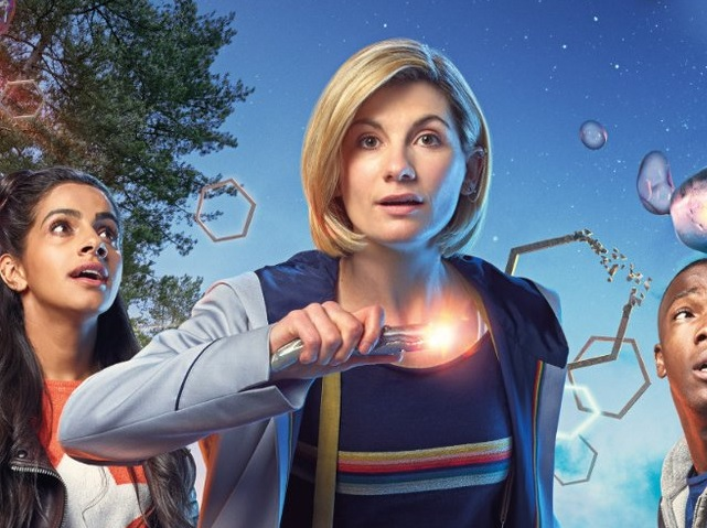 Jodie Whittaker's Doctor Who Debut Lands High Ratings in the U.K.