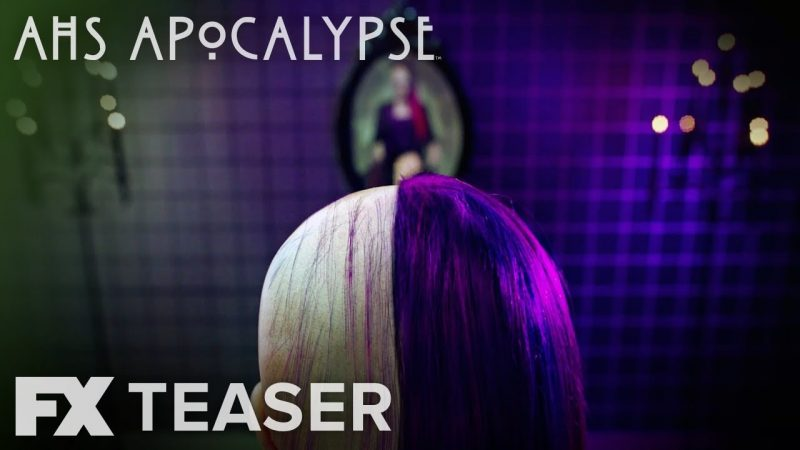 AHS: Apocalypse Teasers Reveal the Fallout