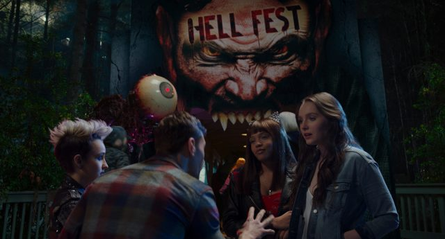 Have Fun and Face Your Fear With the New Hell Fest Featurette