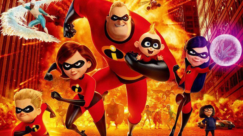 Incredibles 2 Digital HD, Blu-ray and DVD Details Announced!