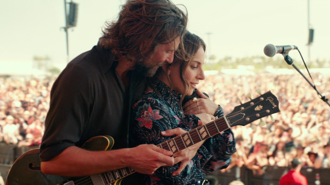 Four A Star is Born Clips with Stars Bradley Cooper and Lady Gaga