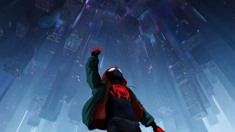 Spider-Man: Into the Spider-Verse Swinging Into NYCC 2018!