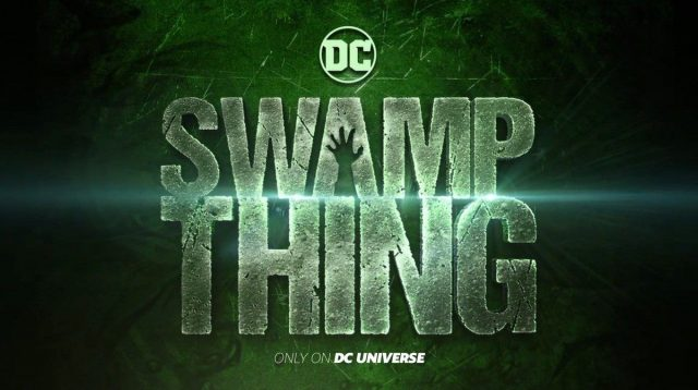 Swamp thing series to have hard r tone practical suit