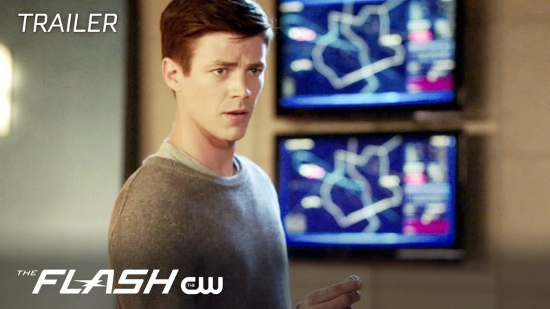 The Flash Trailer Reveals What Lurks in the Shadows