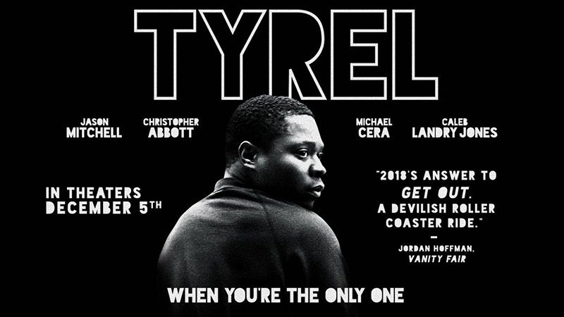 Tyrel Official Trailer: When You're the Only One