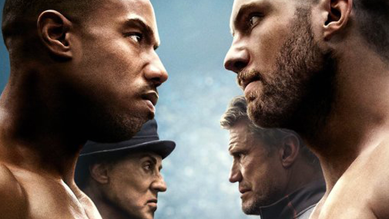 New Creed II poster