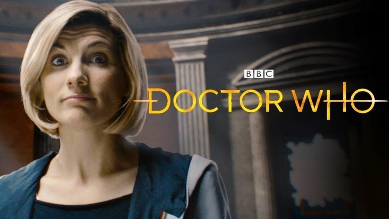 Doctor Who faces off against Arachnids