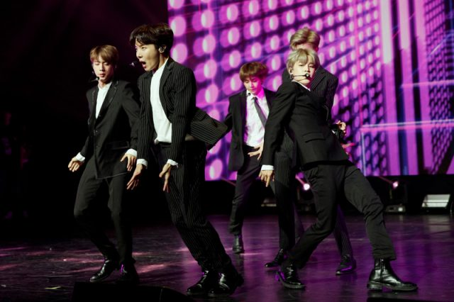 BTS Sets Premiere Date for Burn the Stage: The Movie